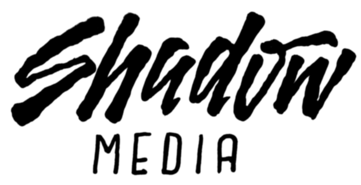 shadow media's logo